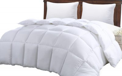 Utopia Bedding – Down Alternative Comforter Insert