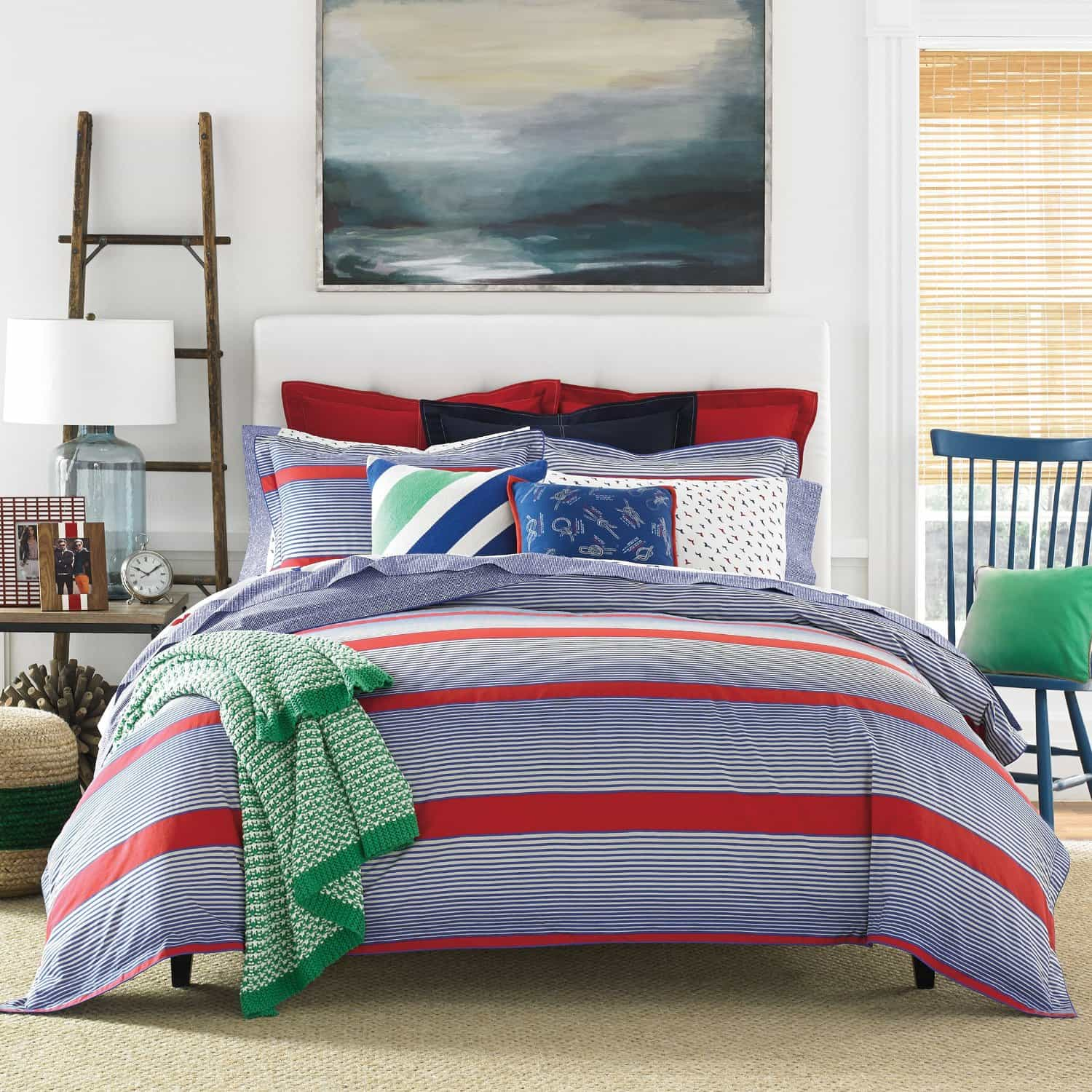 ca224cbd61b36 Best Tommy Hilfiger Comforter Sets 2019 - Reviews   Buyer s Guide