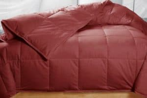 Best Colored Down Comforters 2017 – Reviews & Buyer's Guide