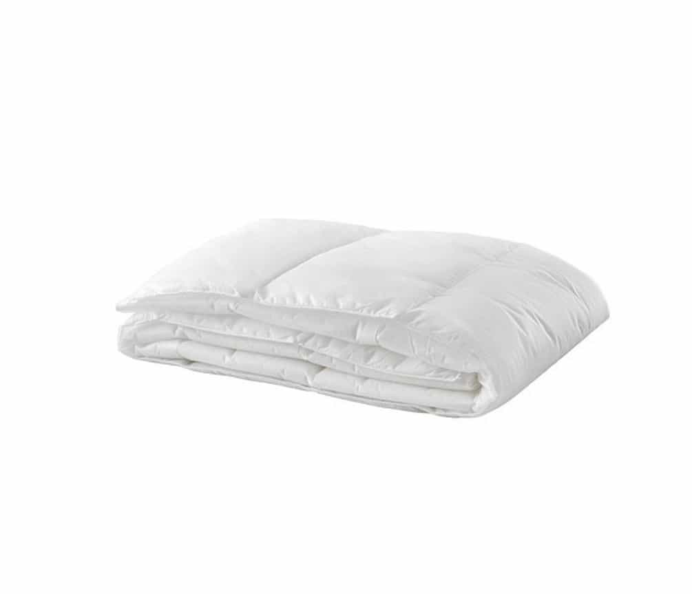 comforter dream down review a creating black reviews beautyrest on simmons to ikea bed