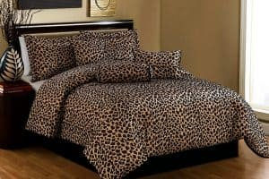 Best Leopard Print Comforter Sets 2017 – Reviews & Buyer's Guide
