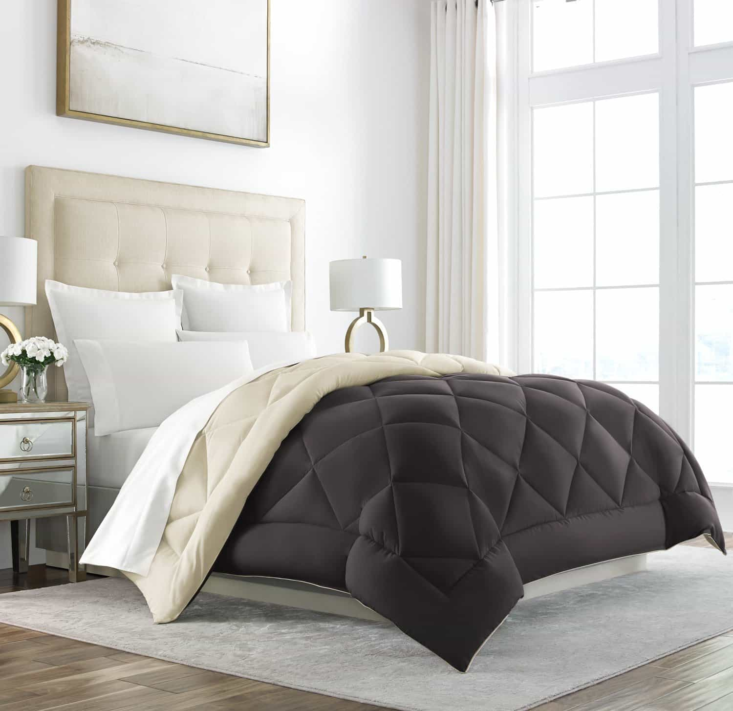 3 Best Rated Luxury Comforter Sets Available On Amazon