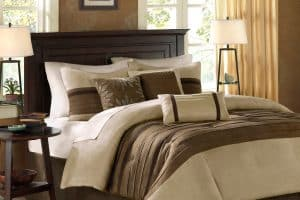 Best Brown Comforter Sets 2017 – Reviews & Buyer's Guide