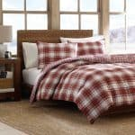 plaid comforter sets