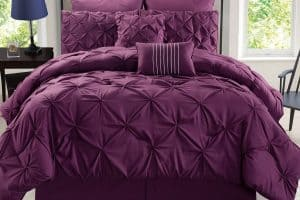 3 Best Rated Plum Comforter Sets Available On Amazon