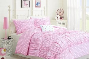 3 Highly Rated Polka Dot Comforter Sets Available in the Market