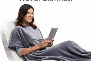 Best Travel Blankets 2019 – Reviews & Buyer's Guide