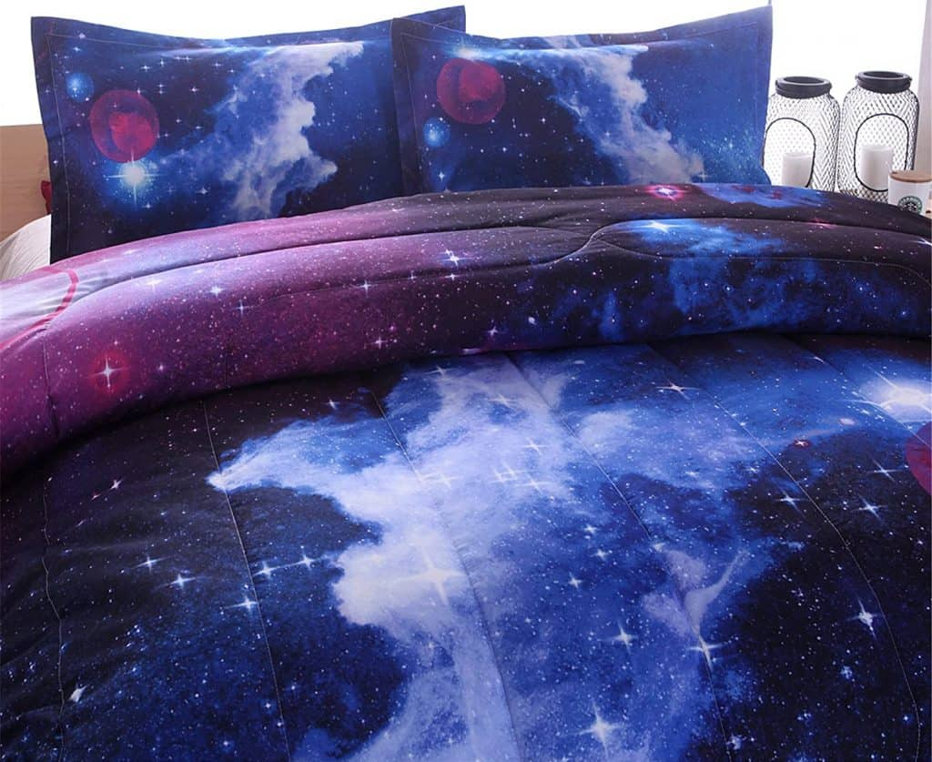 5 Best Galaxy Comforter Sets 2020